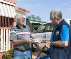 Help your community – get involved with Meals on Wheels near you!