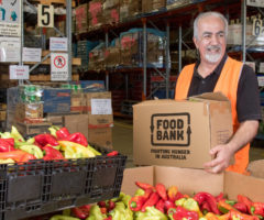 Foodbank calls for kindness during COVID-19